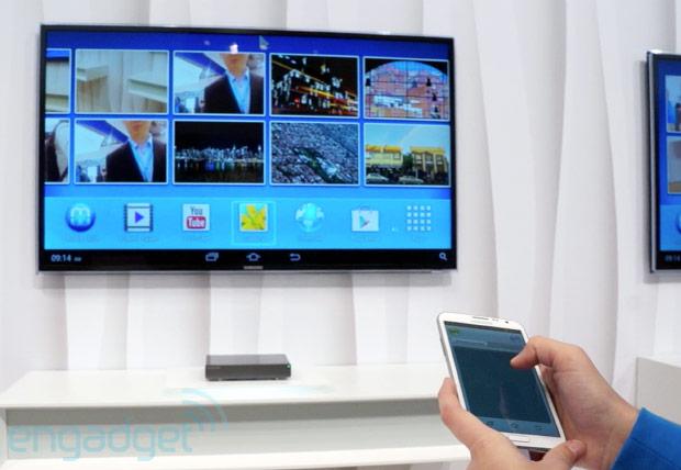 Samsung HomeSync 想進入你的客廳,新台幣售價 9,900 元